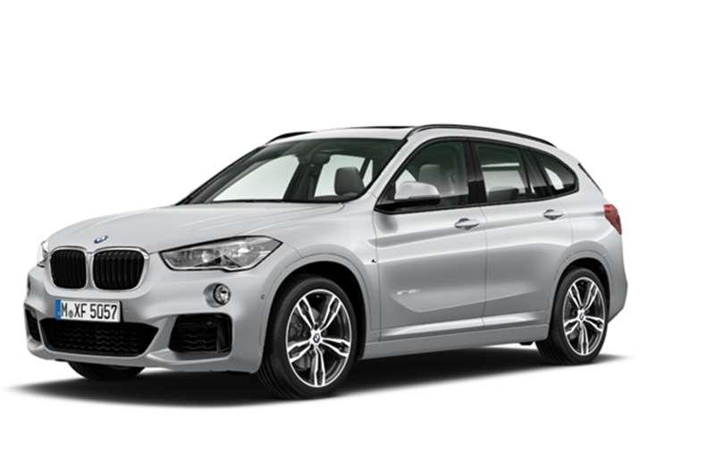 BMW X Series SUV X1 sDrive20d M Sport auto 2017