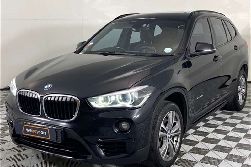 Used 2016 BMW X Series SUV X1 sDrive20d Sport Line auto