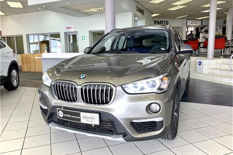 BMW X Series SUV X1 sDrive20d xLine auto 2016