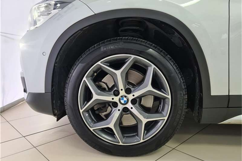 Used 2016 BMW X Series SUV X1 sDrive20d xLine auto