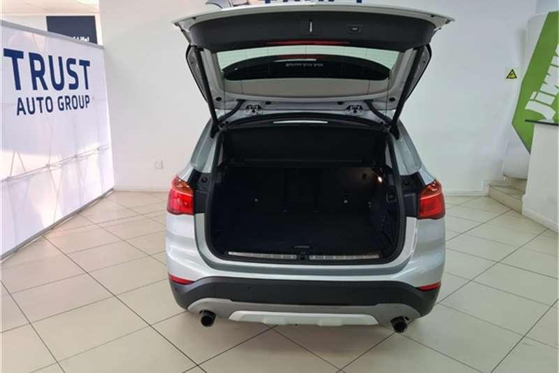 2016 BMW X series SUV X1 sDrive20d xLine auto