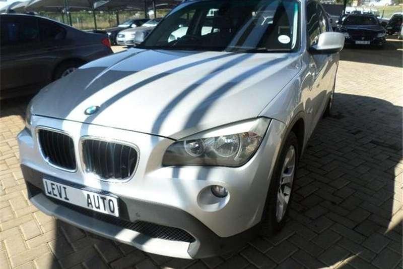 BMW X Series SUV X1 sDrive20i auto 2012