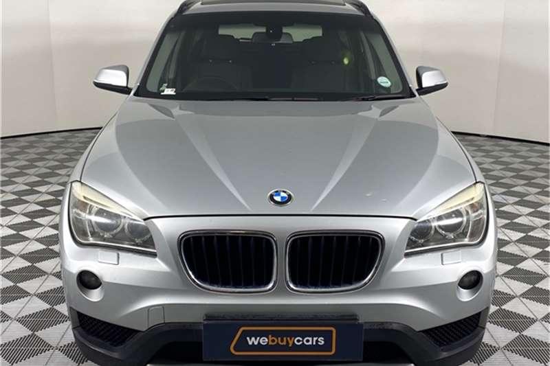 2013 BMW X series SUV X1 sDrive20i auto