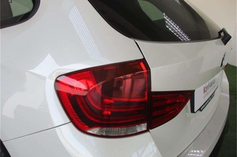 BMW X Series SUV X1 sDrive20i auto 2016