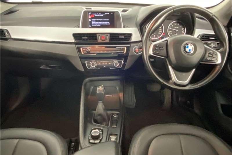 Used 2016 BMW X Series SUV X1 sDrive20i auto