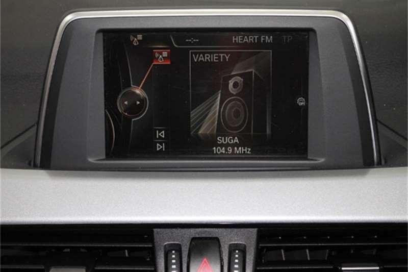 BMW X series SUV X1 xDrive20d auto 2016