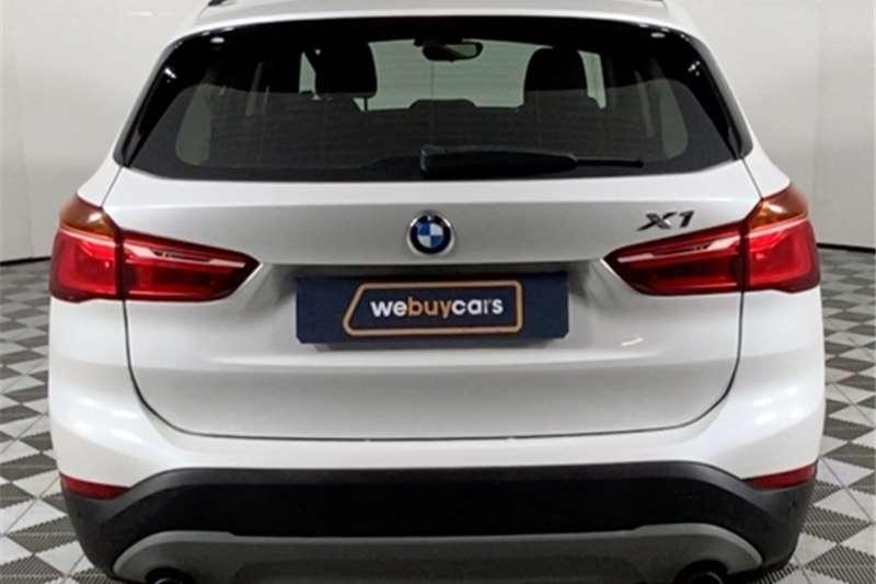 2016 BMW X series SUV X1 xDrive20d auto