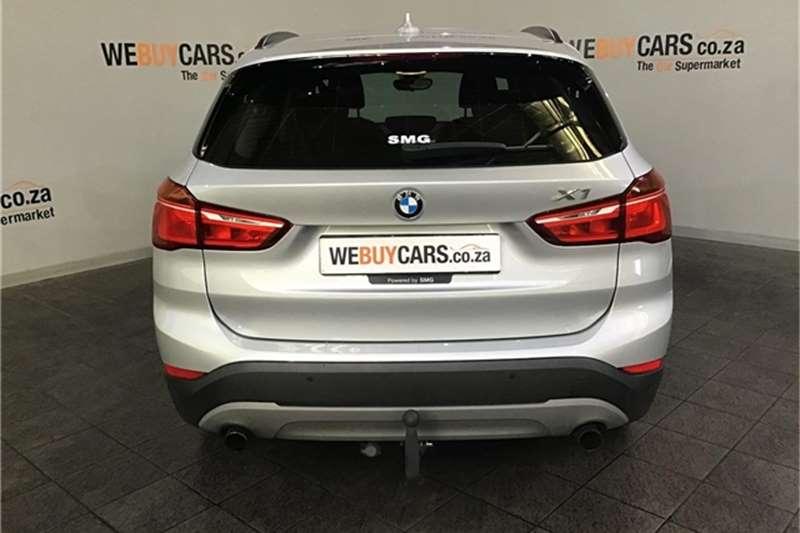 BMW X Series SUV X1 xDrive20d auto 2017