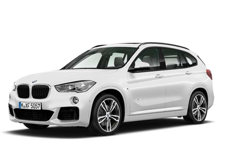 BMW X Series SUV X1 xDrive20d M Sport auto 2017