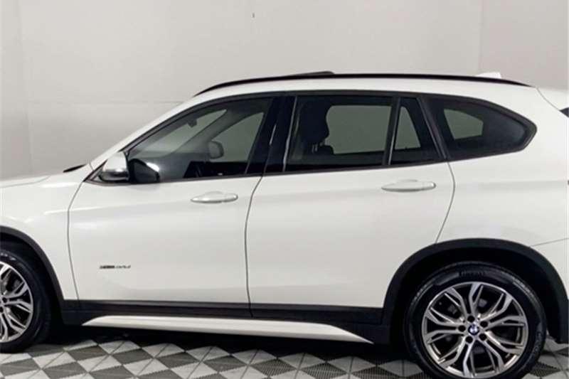 Used 2016 BMW X Series SUV X1 xDrive20d xLine auto