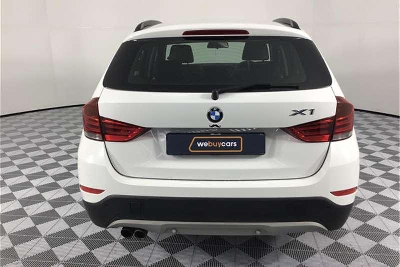 BMW X Series SUV X1 xDrive20i auto 2015