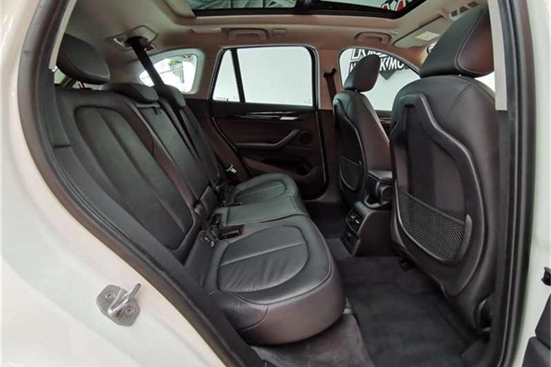 BMW X Series SUV X1 xDrive20i auto 2016