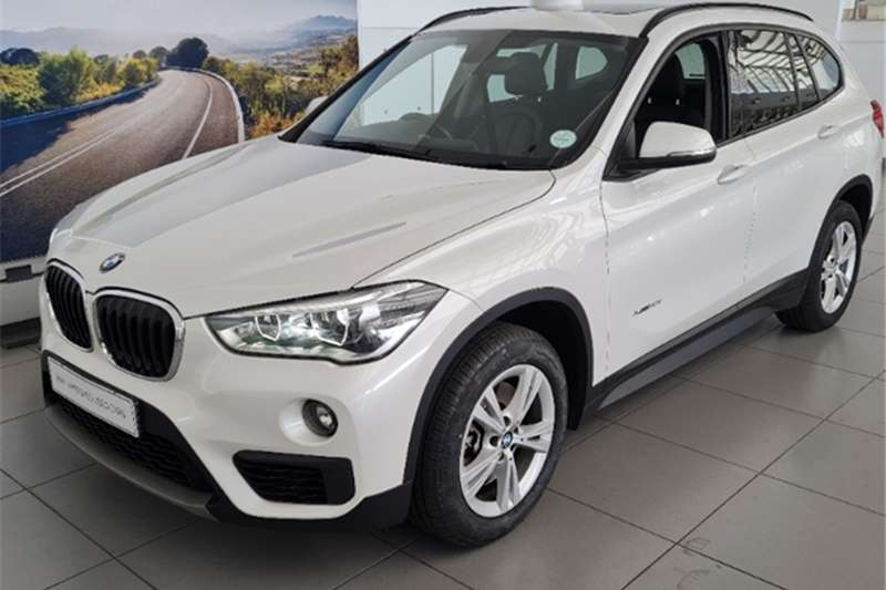 2018 BMW X series SUV X1 xDrive20i auto
