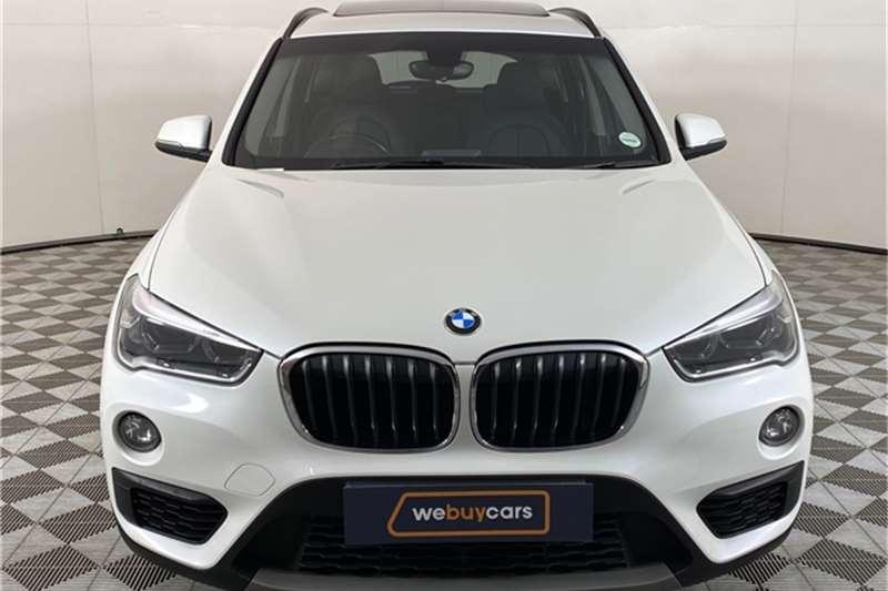 Used 2017 BMW X Series SUV X1 xDrive20i Sport Line auto
