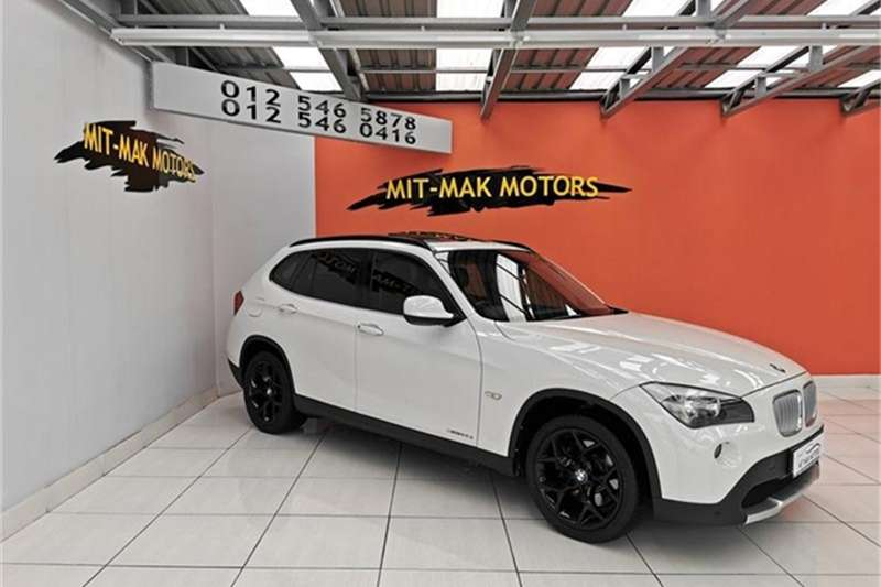 BMW X Series SUV X1 xDrive23d 2010