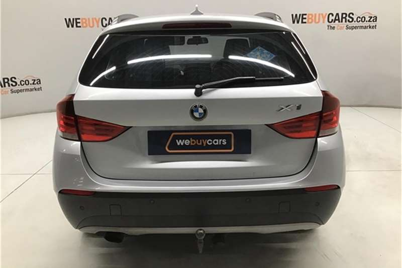 BMW X Series SUV X1 xDrive23d 2010