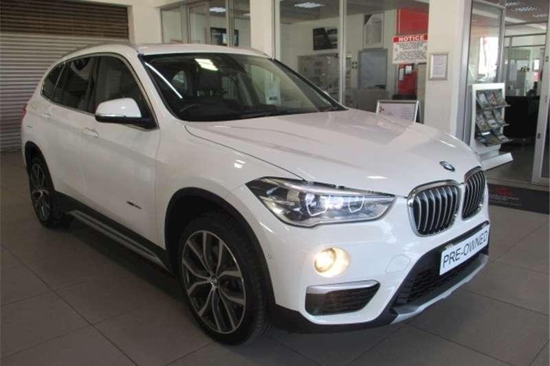 BMW X Series SUV X1 xDrive25i xLine auto 2019