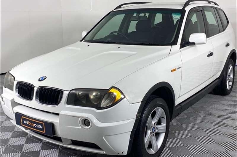Used 2005 BMW X Series SUV X3 2.0d