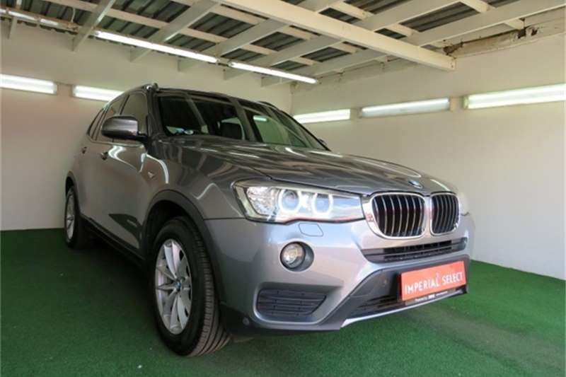 BMW X Series SUV X3 2.0d 2016