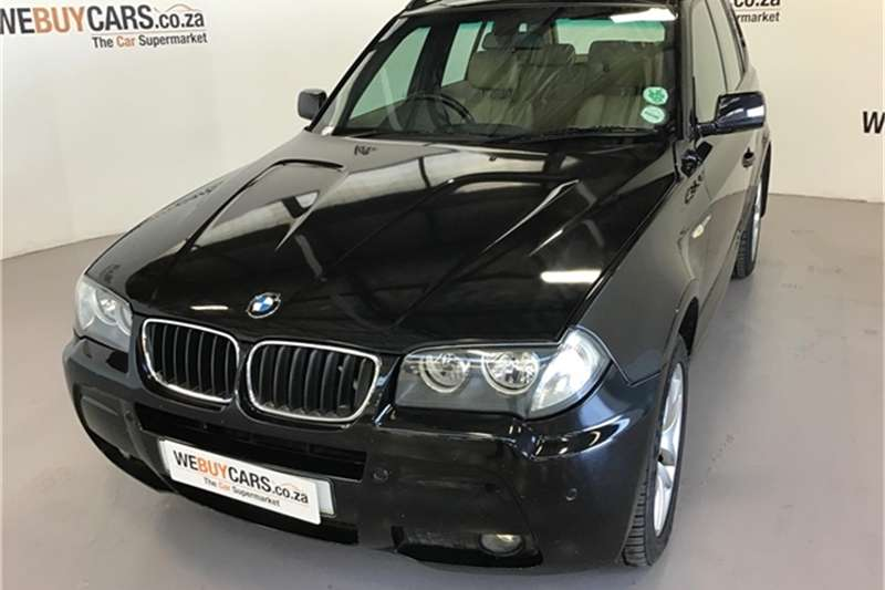 BMW X Series SUV X3 xDrive20d 2007