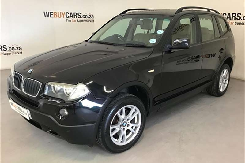 BMW X Series SUV X3 xDrive20d 2008
