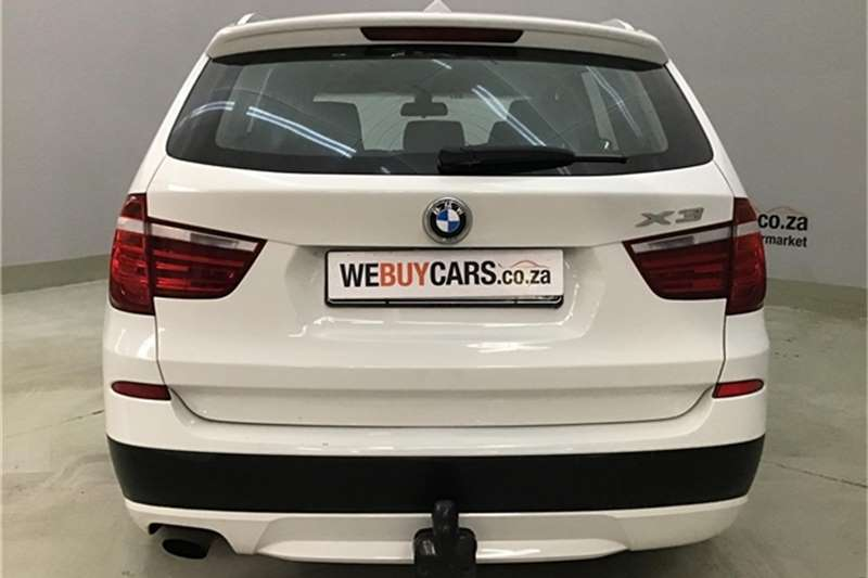 BMW X Series SUV X3 xDrive20d 2012