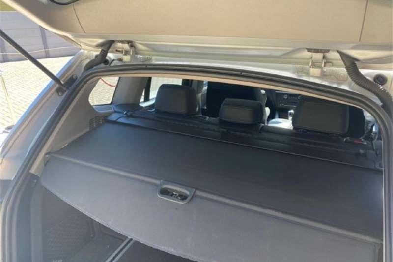 BMW X Series SUV X3 xDrive20d 2012