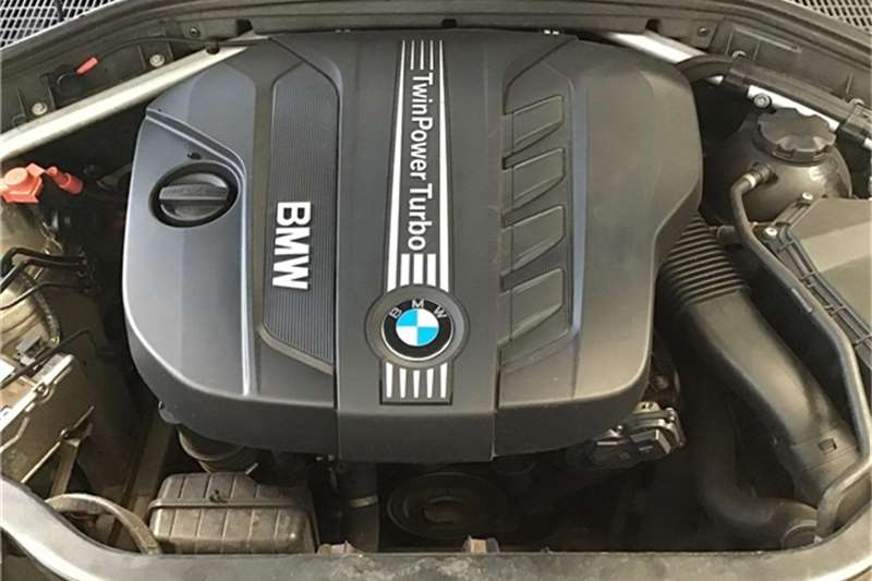 BMW X series SUV X3 xDrive20d 2013