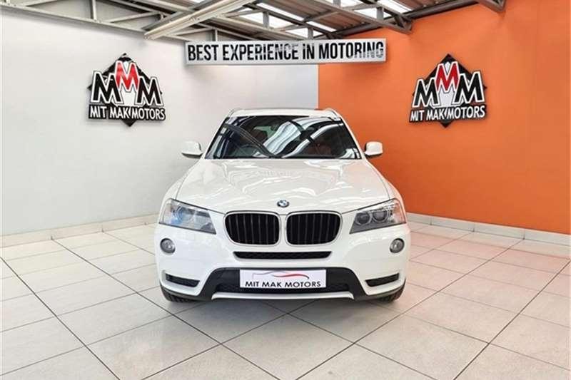 Used 2013 BMW X Series SUV X3 xDrive20d