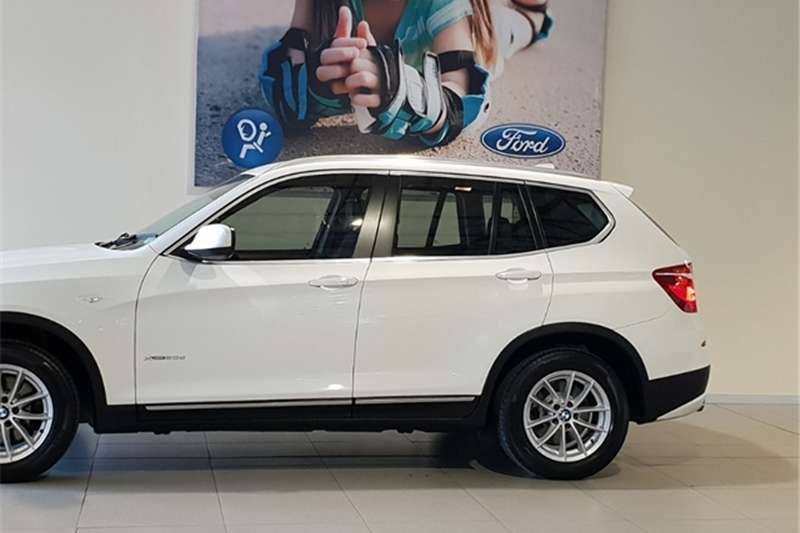 BMW X series SUV X3 xDrive20d 2014