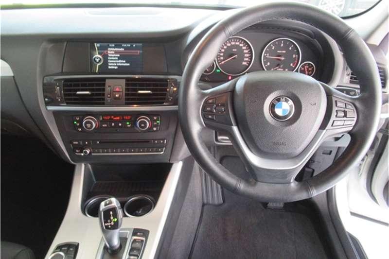 BMW X Series SUV X3 xDrive20d 2014