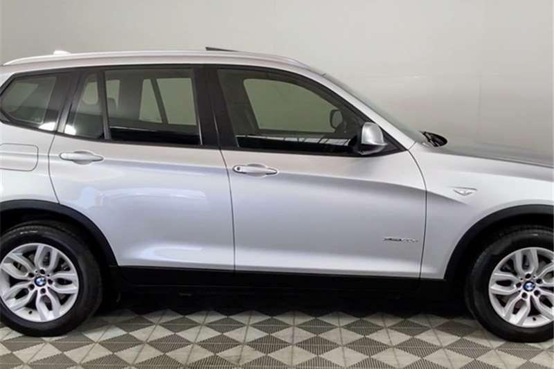 2014 BMW X series SUV X3 xDrive20d