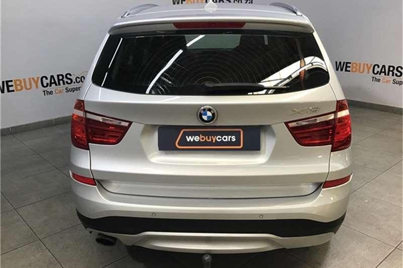 BMW X Series SUV X3 xDrive20d 2015