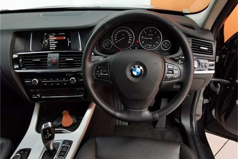2015 BMW X series SUV X3 xDrive20d