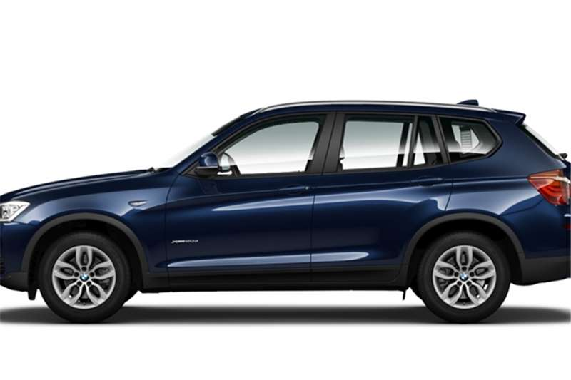 BMW X Series SUV X3 xDrive20d 2016