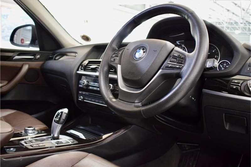 BMW X series SUV X3 xDrive20d 2016