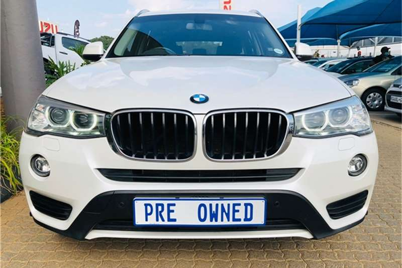 Used 2016 BMW X Series SUV X3 xDrive20d