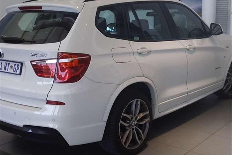 BMW X series SUV X3 xDrive20d 2017