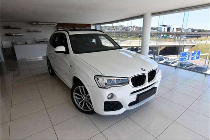 BMW X Series SUV X3 xDrive20d 2017