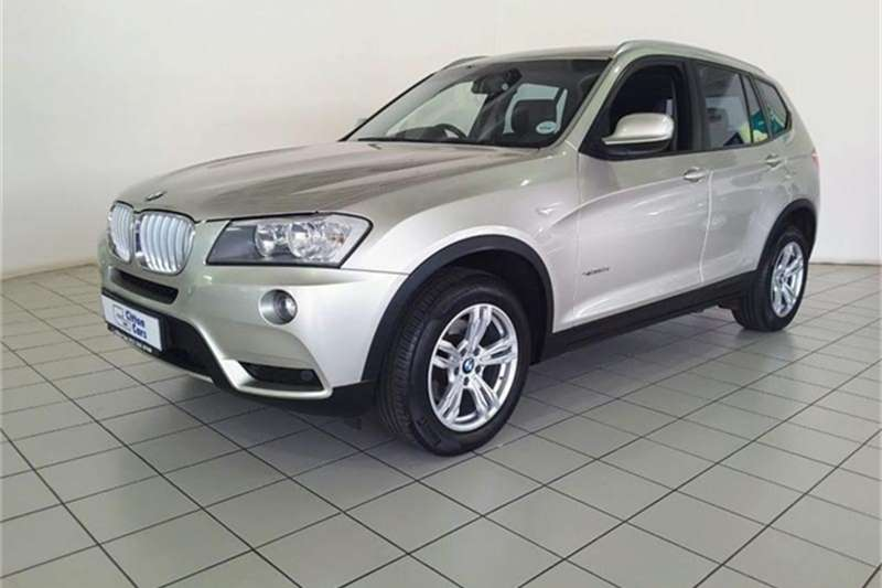 BMW X Series SUV X3 xDrive20d Exclusive 2013