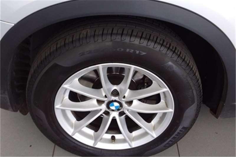 2017 BMW X series SUV X3 xDrive20d Exclusive