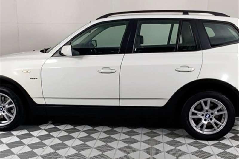 Used 2009 BMW X Series SUV X3 xDrive20d Exclusive steptronic
