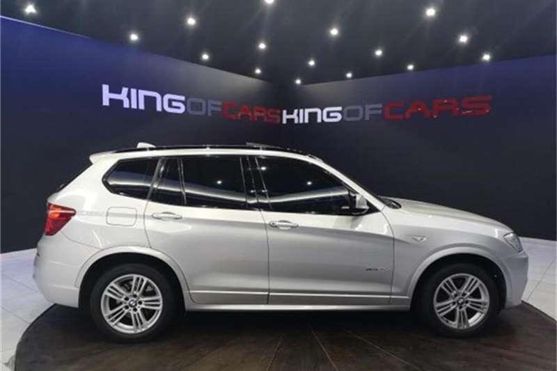 Used 2013 BMW X Series SUV X3 xDrive20d M Sport