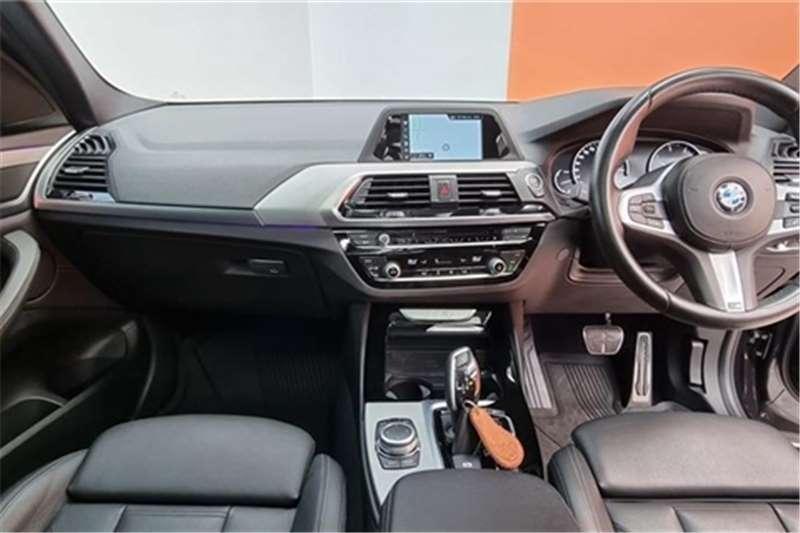 Used 2018 BMW X Series SUV X3 xDrive20d M Sport