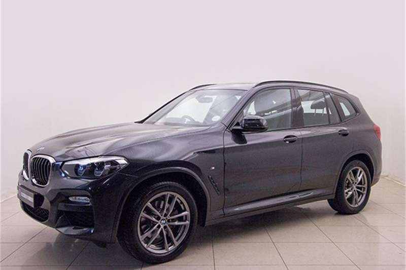 BMW X Series SUV X3 xDrive20d M Sport 2019