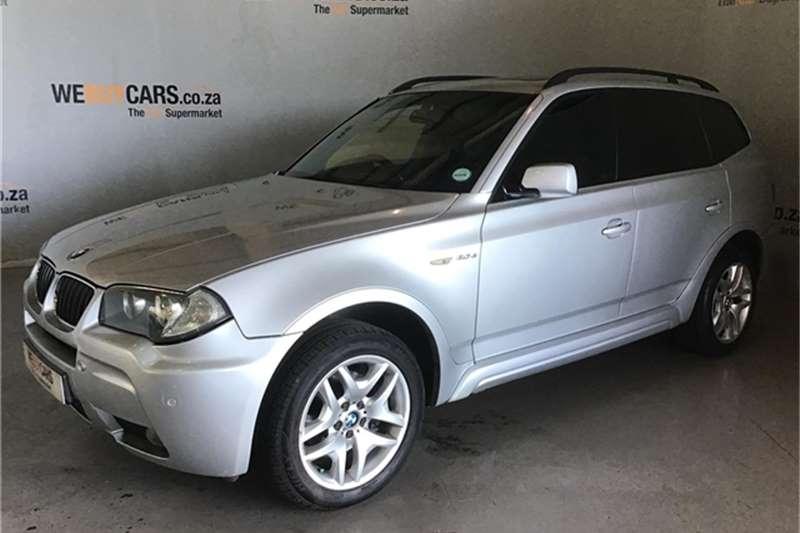 BMW X Series SUV X3 xDrive20d M Sport steptronic 2008
