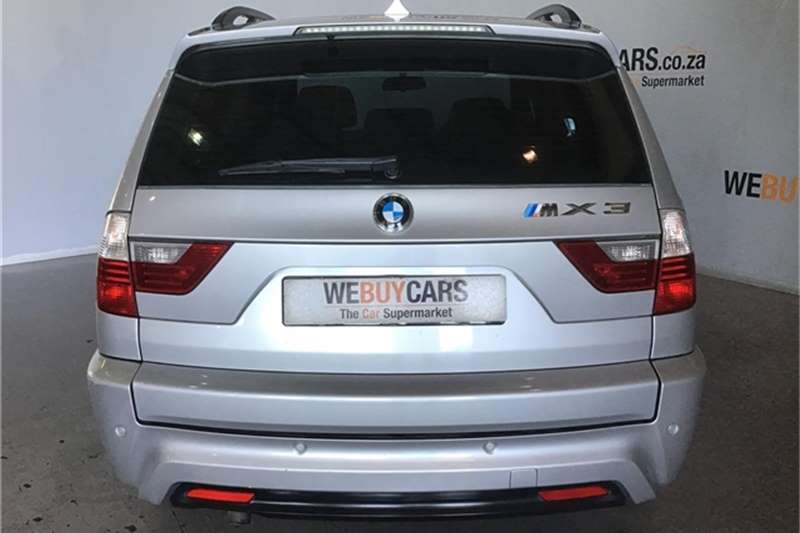 BMW X Series SUV X3 xDrive20d M Sport steptronic 2008