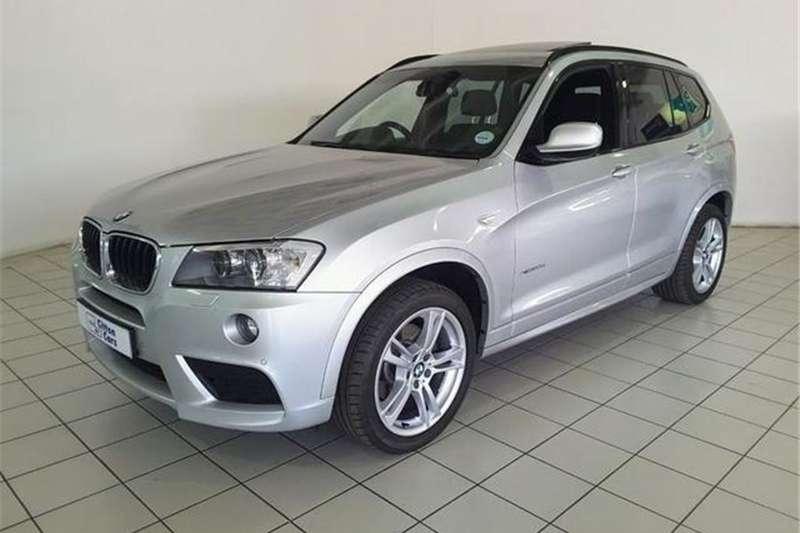 BMW X series SUV X3 xDrive20d M Sport steptronic 2013