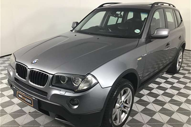BMW X series SUV X3 xDrive20d steptronic 2010