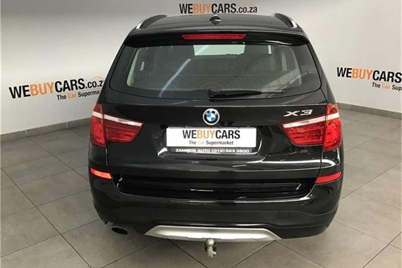 BMW X Series SUV X3 xDrive20d xLine 2015